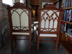 designshadow.org Gothic Arm Chair 3