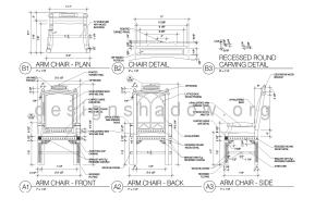 designshadow.org CAD Furniture